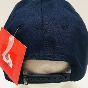 The North Face Accessories - THE NORTH FACE Baseball Cap Hat One Sz BLUE NWT